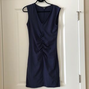 Le Chateau Navy Women's Dress
